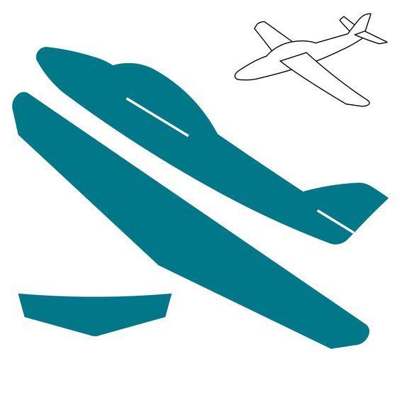 Airplane cutting