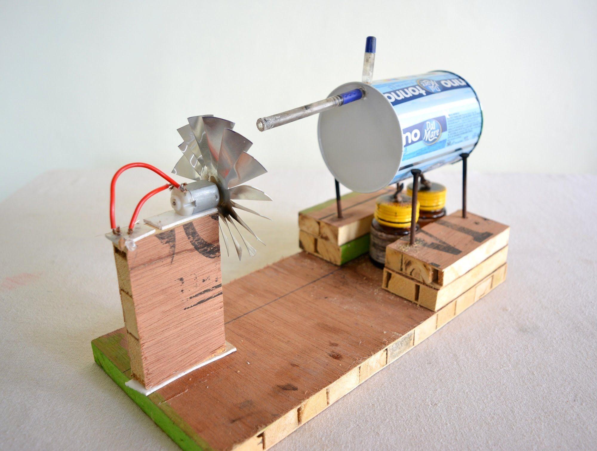 Science steam power generator ffc6468c11ce6d12f4b2155f0d8be641